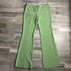 Light Green The Limited Drew Fit Flare Pants